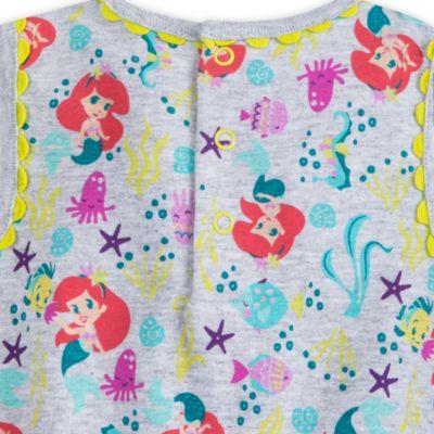 The Little Mermaid Baby Romper