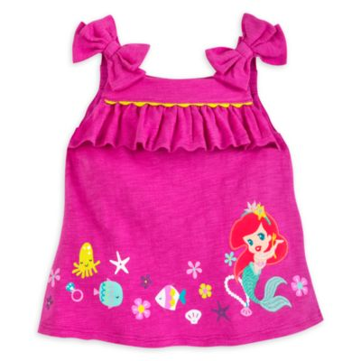 Arielle, die Meerjungfrau - Set mit Oberteil und Pumphöschen für Babys