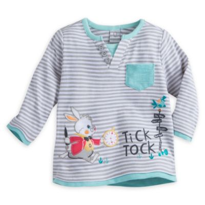 Alice in Wonderland 2 Piece Baby Set