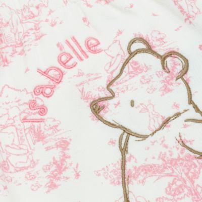 Winnie the Pooh Baby Long-Sleeved Romper