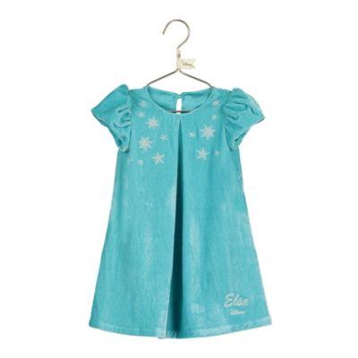 Elsa festklänning för baby