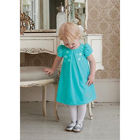 Vestito elegante baby Elsa