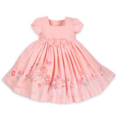 Conjunto de vestido, cárdigan y pololos de Conejita para bebé