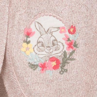Ensemble robe et cardigan Miss Bunny pour bébés