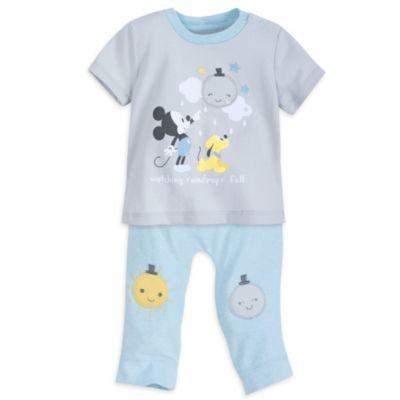 Pyjama Mickey Mouse pour bébé