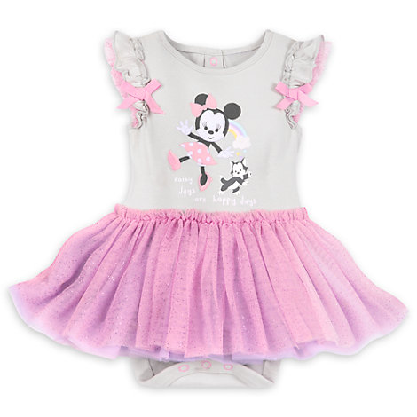 Minnie Mouse Baby Body Suit