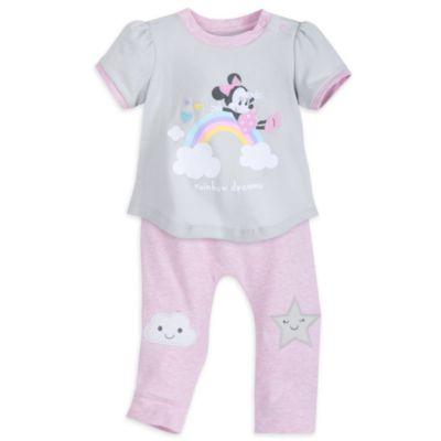 Pyjama Minnie Mouse pour bébés