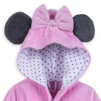 Minnie Maus - Bademantel für Babys