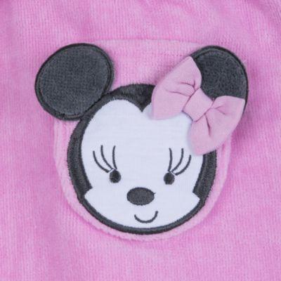 Albornoz de Minnie para bebé