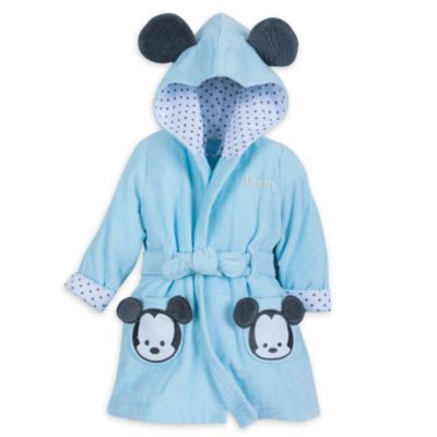 Mickey Mouse Baby Bath Robe