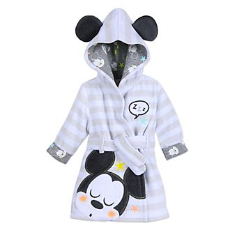 Disney Store Mickey Mouse Baby Dressing Gown