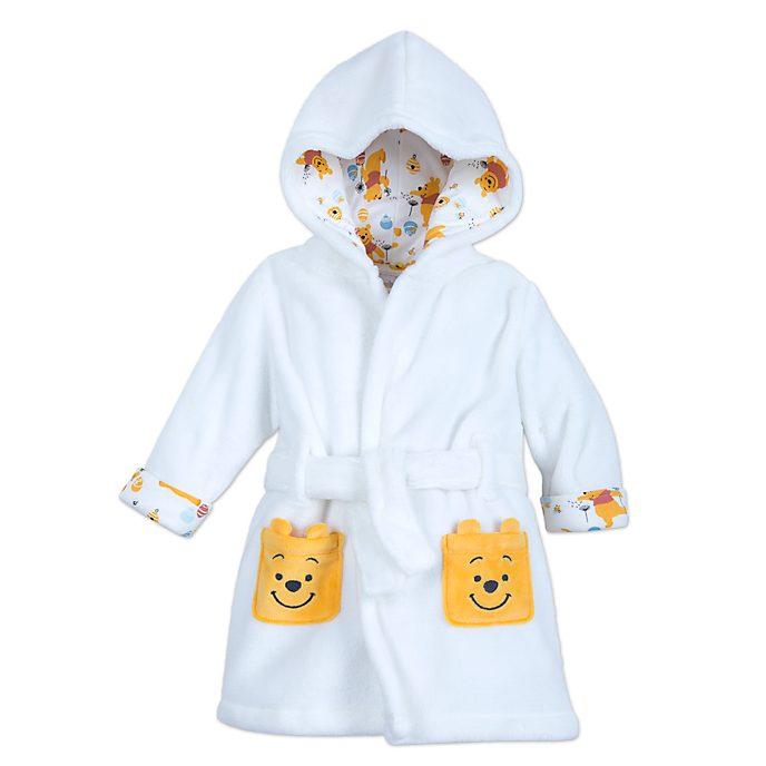 Disney Store Robe de chambre Winnie l'Ourson pour bébé
