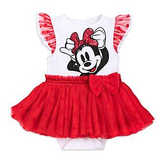 Disney Store Minnie Mouse Baby Classic Tutu Body Suit