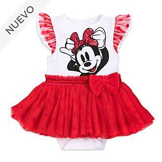 Body con tutú clásico para bebé Minnie Mouse, Disney Store