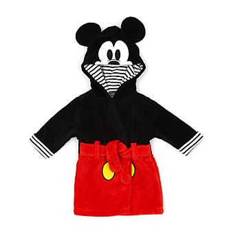 Disney Store Mickey Mouse Baby Classic Dressing Gown