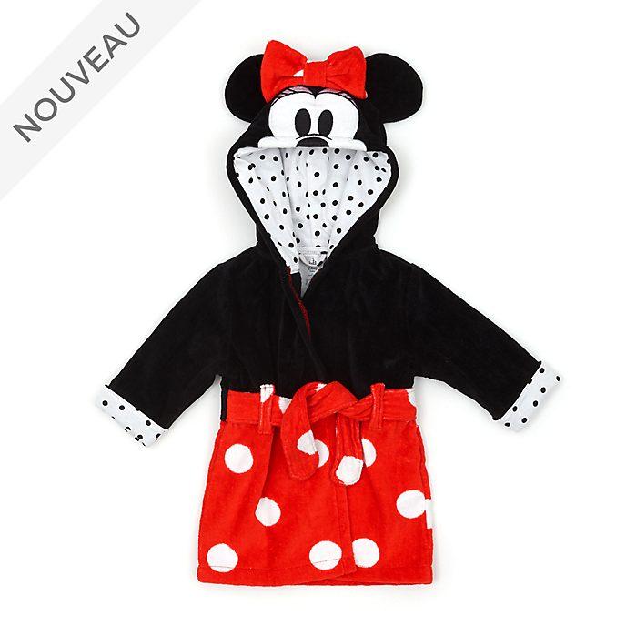 Disney Store Robe de chambre Minnie classique pour bébé