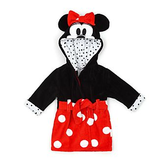 Disney Store Minnie Mouse Baby Classic Dressing Gown