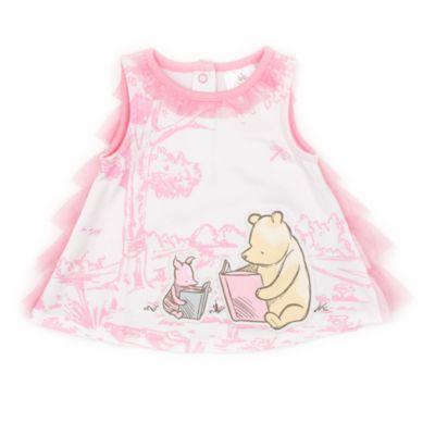Winnie the Pooh Baby Top and Shorts Set