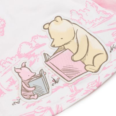 Ensemble top et short-culotte Winnie l'Ourson pour bébé
