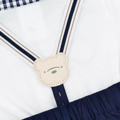 Conjunto de pantalones cortos y camiseta Winnie the Pooh para bebé