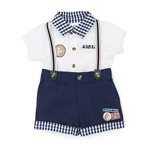 Winnie the Pooh Baby Short and Top Set