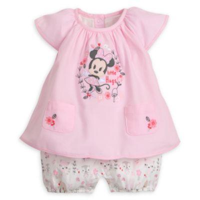 Minnie Maus - Strampler für Babys