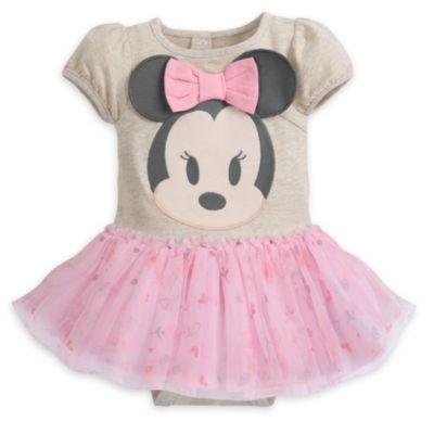 Minnie Maus - Tutu-Body für Babys