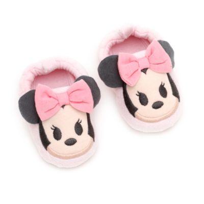 Ensemble pyjama et chaussons Minnie Mouse pour bébé