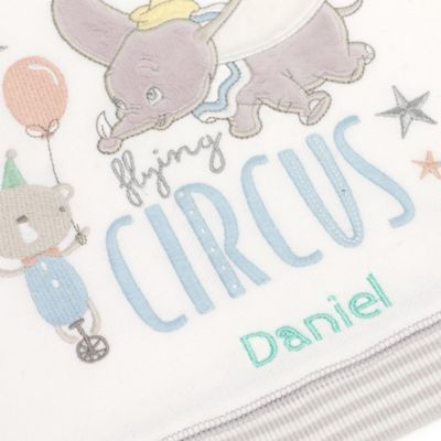 Dumbo-babyset med topp och byxor