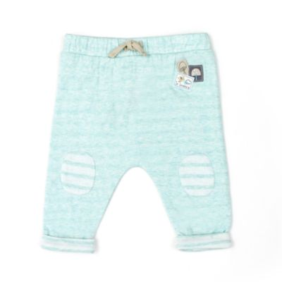 Micky Maus - Set mit Pyjama und Hausschuhen für Babys
