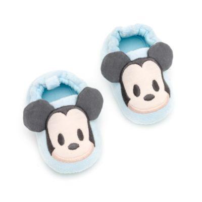 Mickey Mouse babysæt med pyjamas og sutsko
