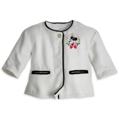 Minnie Mouse jakke til baby