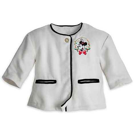 Minnie Mouse Baby Jacket