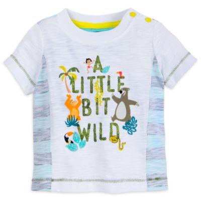 Ensemble haut et pantalon Le Livre de la Jungle pour bébés