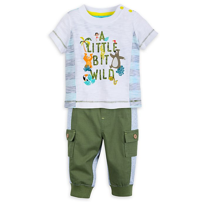 The Jungle Book Baby Top And Bottom Set
