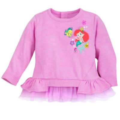 Conjunto de camiseta y leggings de La Sirenita para bebé