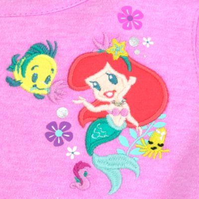 Arielle, die Meerjungfrau - Set mit Oberteil und Leggings für Babys