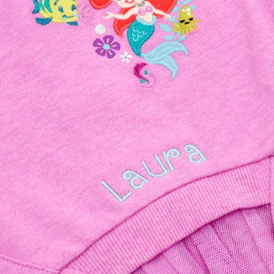 The Little Mermaid Baby Top and Leggings Set