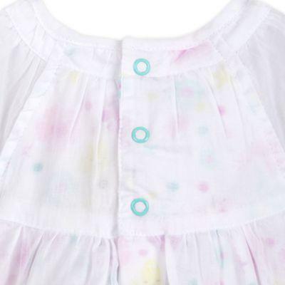 Conjunto de vestido y pololos de La Sirenita para bebé