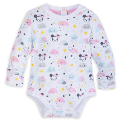 Conjunto de vestido y body de Minnie para bebé