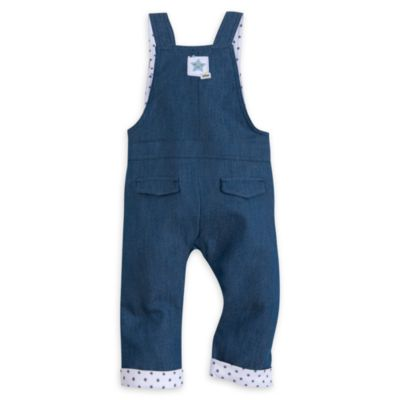 Mickey Mouse Baby Dungaree and Body Suit Set