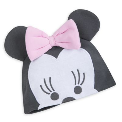 Ensemble body et bavoir Minnie Mouse pour bébé