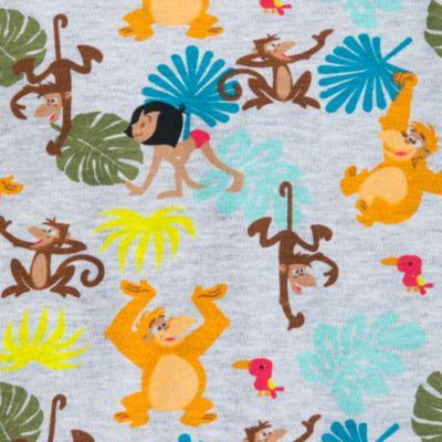 Das Dschungelbuch - Set aus Latzhose und Body für Babys