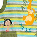 The Jungle Book Long Leg Baby Romper