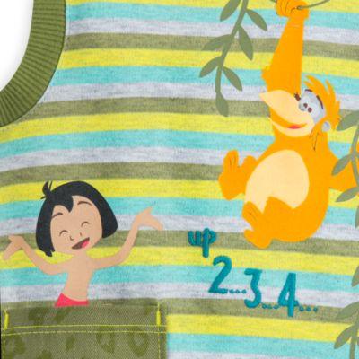 Das Dschungelbuch - Langer Babystrampler