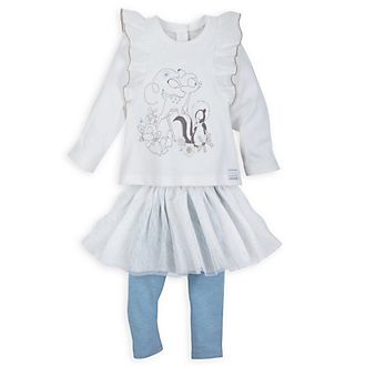 Disney Store Haut et legging Bambi pour bébé