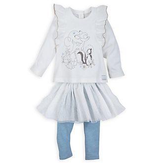 Disney Store - Bambi - Set mit Oberteil und Leggings für Babys