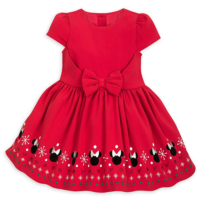 Disney Store Minnie Mouse Share the Magic Baby Dress