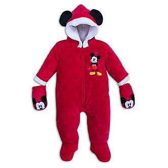 Disney Store Mickey Mouse Share the Magic Baby Snuggle Body Suit