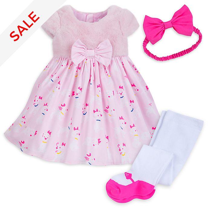 Disney Store - 101 Dalmatiner - Set mit Kleid und Strumpfhose für Babys